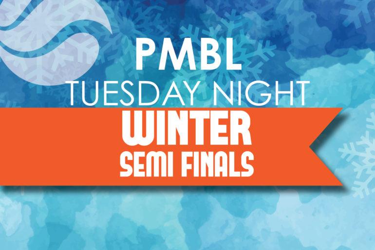 Tuesday Night – 2017 Semi Final Winter Fixtures