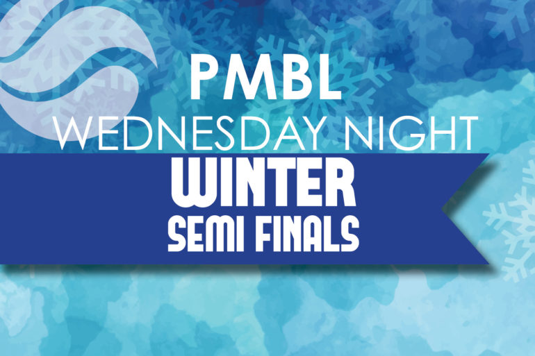 WEDNESDAY NIGHT – 2017 SEMI FINAL WINTER FIXTURES