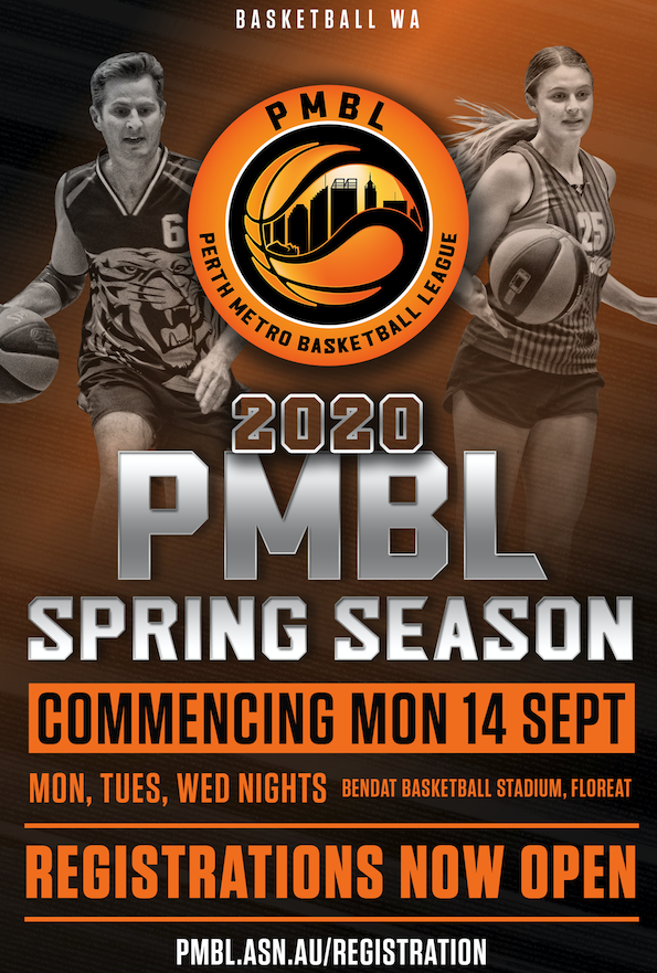 2020 PMBL Spring Season Registrations – NOW OPEN!!